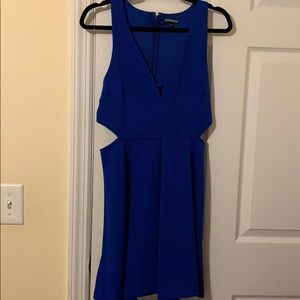 Express Dresses - Blue dress